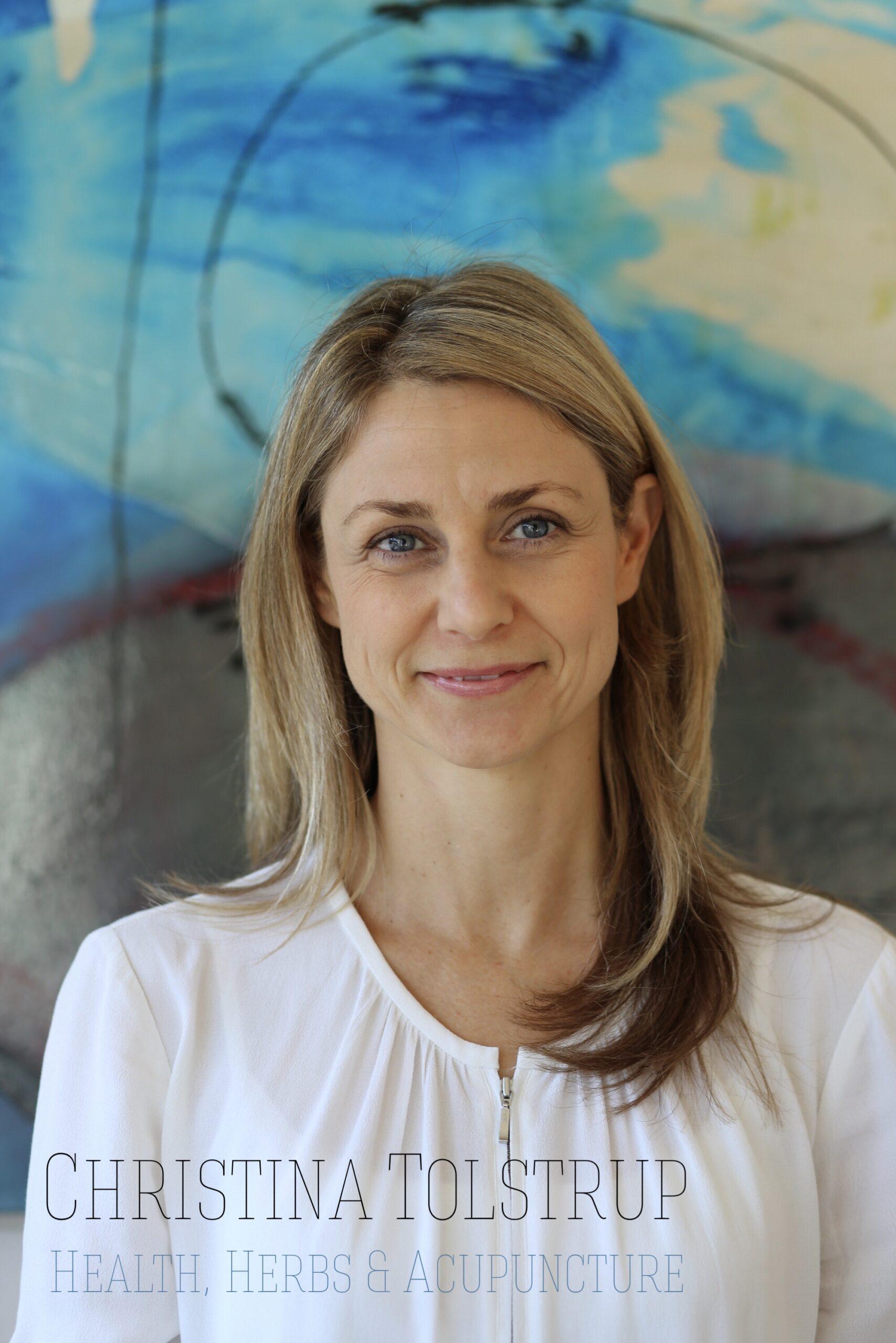 Christina Tolstrup Acupuncture Herbal Medicine Health